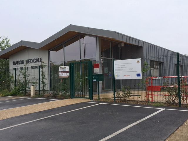 En Seine-et-Marne, la commune de La Rochette a bénéficié de 342 522 € de FEDER pour la création de sa maison médicale pluridisciplinaire